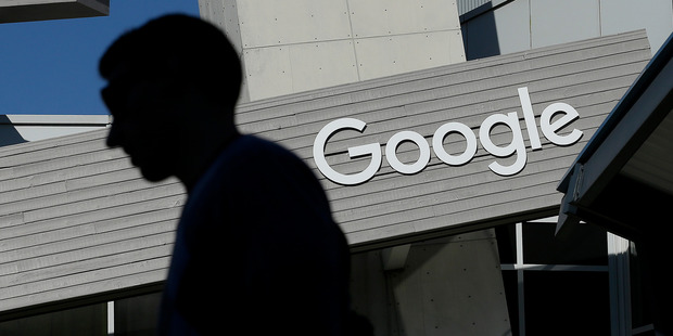 Alphabet, the company behind Google, is the second most valuable company on the planet. Photo / AP