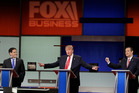 Theresa Gattung says the top three Republican nominees are scary men. Photo / AP