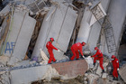 Taiwan quake: 132 trapped under rubble