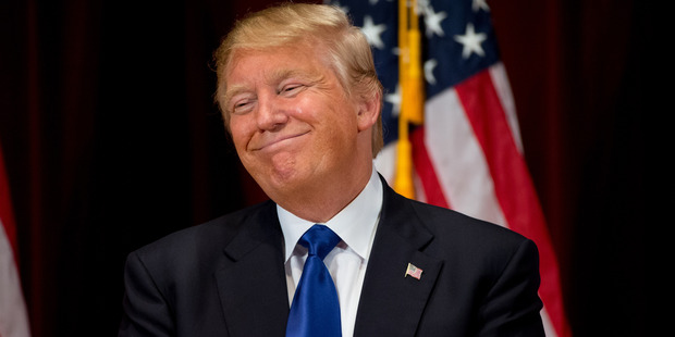 Trump won both men and women, won the married and the unmarried, won college graduates and non-graduates, won high earners and low earners. Photo / AP