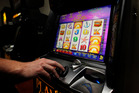 Pokies exploded on to the scene in New Zealand after Australia introduced them in the 1980s. Photo / Christine Cornege