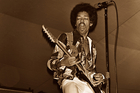 Jimi Hendrix lived in London in the late 60s. Photo / Supplied