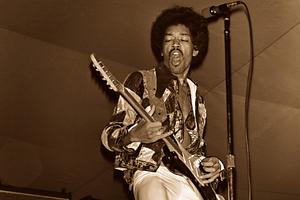 Visit the flat where Hendrix once lived