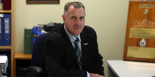 Detective Sergeant John Wilson.