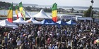 The One Love Festival attracted 15,000 people. Photo / George Novak