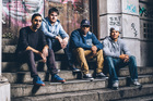 UK drum and bass group, Rudimental.