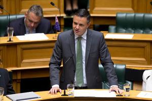Steve Braunias' Secret Diary of Parliament
