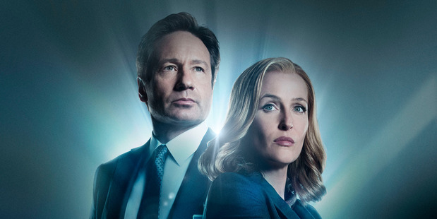 FBI special agents Fox Mulder (David Duchovny) and Dana Scully (Gillian Anderson) are back for a six-episode series of The X-Files, nearly 23 years after it first aired.