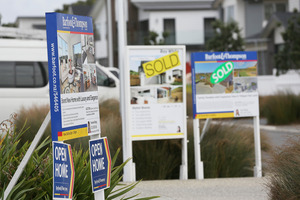 There have also been reports of the Chinese crack down affecting Sydney's hot property market. Photo / Chris Loufte