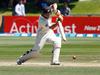 New Zealand wicketkeeper/batsman BJ Watling's performances, as part of consecutive world record sixth-wicket partnerships, resonate most. Photo / Mark Mitchell