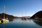 Picton's pretty harbour. Photo / NZME.