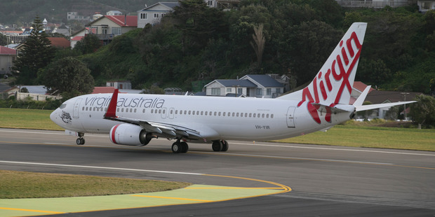 More corporate and government travel has helped boost profits at Virgin Australia. Photo / Mark Mitchell
