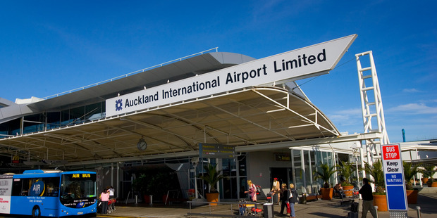 Mario Quintela was sent home from Auckland International Airport by immigration officials. Photo / Kenny Rod