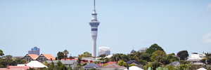 Last December, Auckland Council announced large swathes of suburban Auckland would be rezoned for multi-storey buildings, terraced housing and apartments. Photo / Doug Sherring