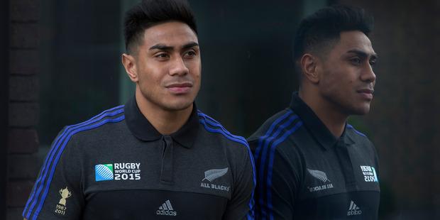 Malakai Fekitoa was part of the All Blacks' victorious World Cup squad. Photo / Brett Phibbs