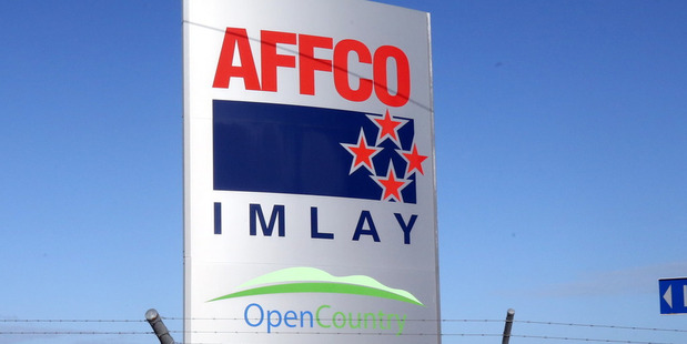 Affco now has until February 23 to re-employ eligible workers in light of the judgment. Photo / Wanganui Chronicle
