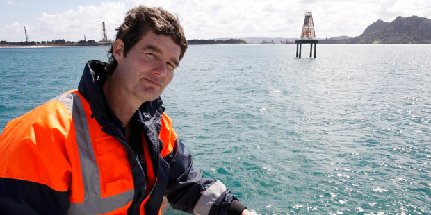 Jim Lyle, the Northland Regional Council's Opua-based Regional Harbourmaster.