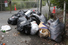 Illegally dumping rubbish is getting out of control.