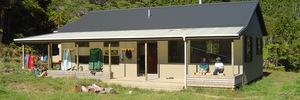 The Waitawheta Hut, in Kaimai Mamaku Forest Park, has 26 bunks. PHOTO/FILE