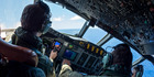 P-3K2 Orions patrol New Zealand's Exclusive Economic Zone, the fourth largest in the world. Photo / Roderick J. Mackenzie