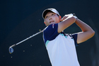 After starting  three shots ahead, Danny Lee shot two-over to finish fourth. Photo / Getty Images