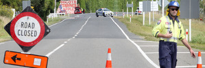 Emergency services were called to a stretch of State Highway 5 near Eskdale about 10am. Photo / NZME