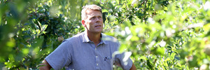 """TRICKY SITUATION: Horticulture New Zealand national seasonal labour co-ordinator Jerf van Beek says growers """"almost have to write a book"""" to justify additional RSE workers despite bigger crop volumes. PHOTO/DUNCAN BROWN"""