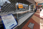 Some shops in Whangarei's central city have been empty for four years. Photo / John Stone