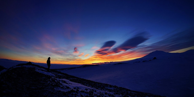 Antarctic conditions are harsh, but the rewards are immense. Photo / Supplied