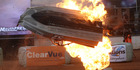 Hot jetsprint action at Baypark