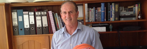Basketball HB board chairman Gerry Sullivan weighs up his options on how to pull the amateur body out of the financial doldrums.