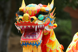 The Chinese New Year event at the night market will include dragon dances and much more. Photo / Shutterstock