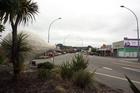 Eketahuna's $430,000 town upgrade will begin to unfold next week. Photo / Lynda Feringa