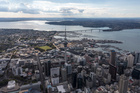 Auckland property prices dip