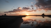 Whatipu beach. Photo / NZME