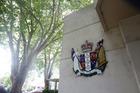 Tauranga District Court.