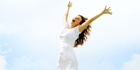 Overt happiness is the new subject of magazine photos. Photo / Shutterstock