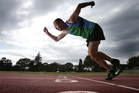 Tauranga's Bruce Solomon won eight medals from eight events at the New Zealand Master Games.
