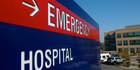 The woman was taken to hospital for treatment. Photo / iStock