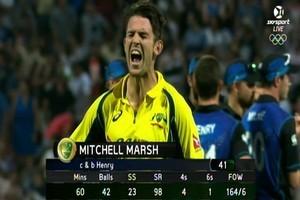 Mitchell Marsh Decision