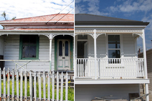 Before and after: The Grey Lynn hovel