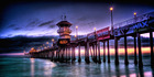 The famous Huntington Beach Pier. Photo / iStock