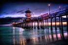 The famous Huntington Beach Pier. Photo / iStock