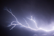 The main risk of thunderstorms is around Taupo, eastern Taihape and Hawkes Bay. Photo / iStock