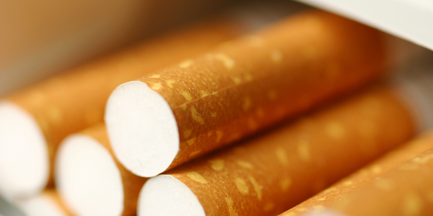 Tobacco taxes rose by 10 per cent on January 1, the last of four consecutive annual increases. Photo / iStock