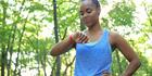 Fitbit reveals woman's pregnancy