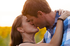 The direction you turn reveals much about your relationship, scientists say. Photo / iStock