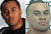 Ihaka Hamuera Arapeta Paul was once in the running for a professional sports career. Yesterday he was arrested following a five-hour siege. Photo / Paul Taylor and Police