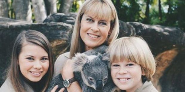 Bindi, Terri and Robert Irwin will appear on I'm A Celebrity...Get Me Out Of Here! but they won't participate in all the challenges. Photo / Instagram