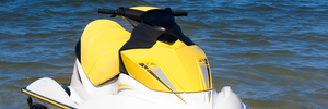 The 11-year-old is recovering in hospital after being struck by a jet ski. Photo / File